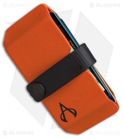 Armatus Carry Vita XL Wallet - Hunter Orange Kydex