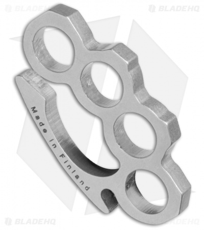 Audacious Concept Knucklip Key Chain Knuckle Clip V1 - Stainless Steel