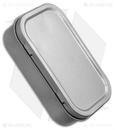 Best Glide ASE Small Survival Kit Tin (Empty)