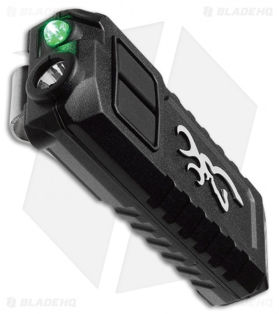 Browning Trailmate Black US Rechargeable Keychain Light (360 Lumens)