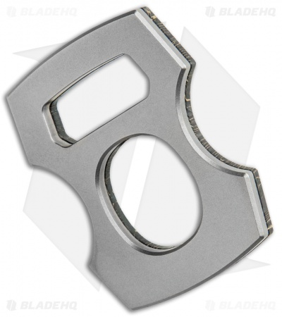 BRNLY Contra Cypop Bottle Opener Gold Cmascus/Titanium
