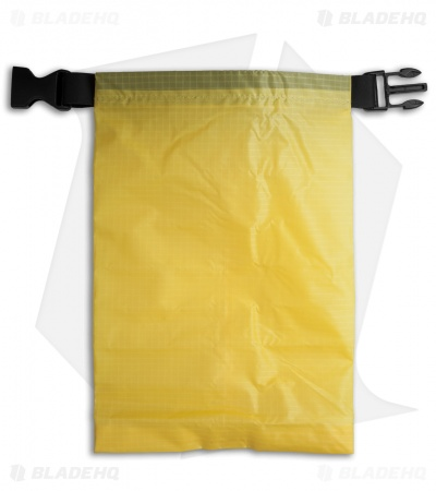 Bushcraft Yellow Ultralight Dry Bag 1L (Small)