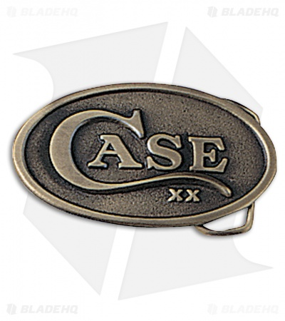 The Original Case Belt Buckle Solid Brass