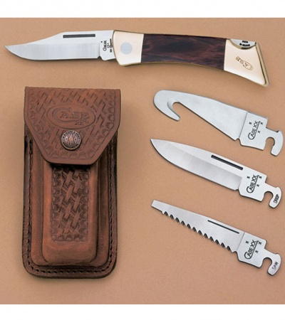 Case Large XX-Changer Lockback Knife Gift Set
