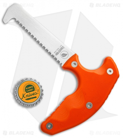 Casstrom No. 7 Field Saw Orange G-10