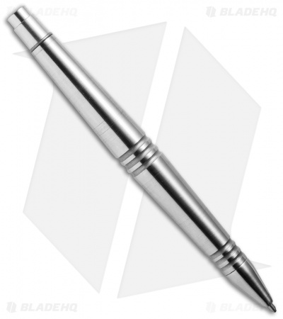 Darrel Ralph DDR Go Pen Cannon Barrel Titanium (Satin)
