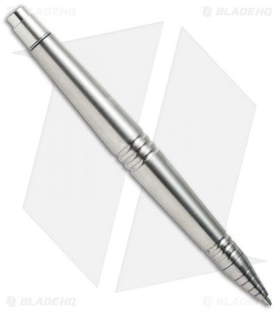 Darrel Ralph DDR Go Pen Cannon Barrel Stainless Steel (Satin)