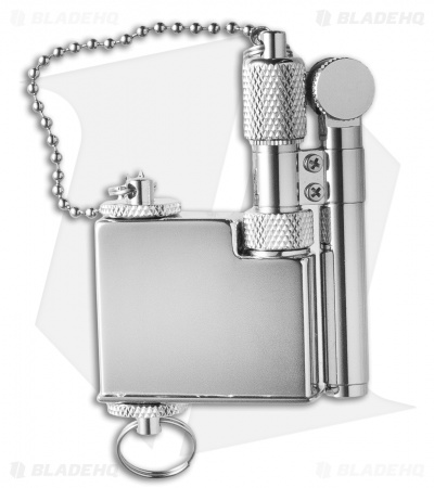 Douglass Marvelous Tank Lighter Type-H Chrome Mirror