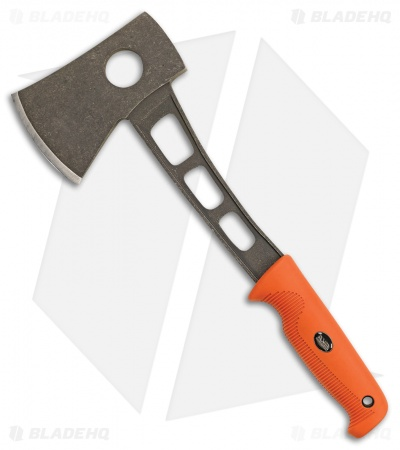 "EKA Hatchblade W1 12.6"" Axe Orange Rubber (Sandvik 12C27) 934402"