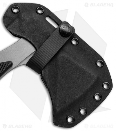 "EOS Shorty 7.75"" Camping Hatchet Axe Black G-10"