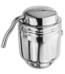 Esbit Coffee Maker Reviews : Boker Travel Mug Stainless Steel Thermos Black 09BO181 - Blade HQ