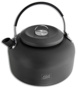Esbit Water Kettle 1.4L Hard Anodized Aluminum WK1400HA