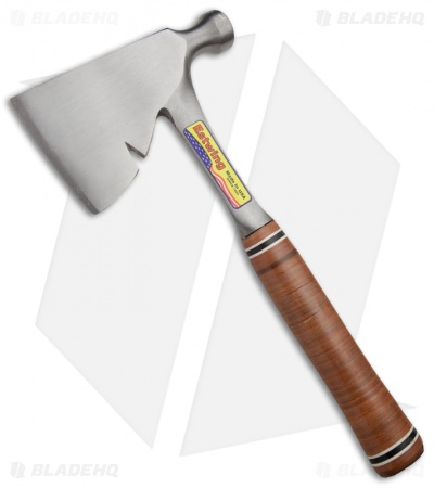 Estwing Leather Carpenter's Hatchet E2H