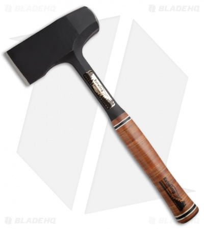 "Estwing 14"" Fireside Friend Splitting Tool Leather Axe EFF4SE"