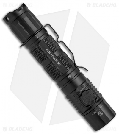 Factor Equipment Cossatot 1000 Recharge Flashlight Cree XP-L LED (1000 Lumens)