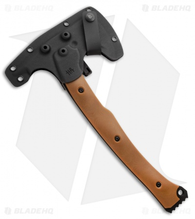 Hardcore Hardware LFT01 Tactical Tomahawk Axe Coyote G10