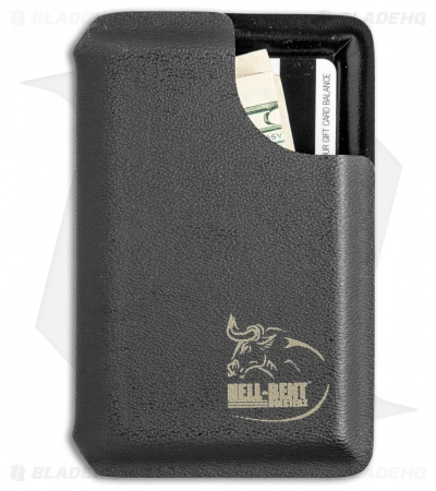 Hell-Bent Holsters Kydex Wallet (Black)