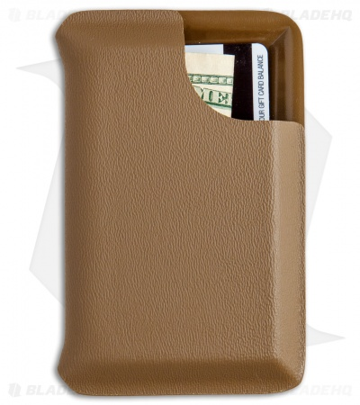 Hell-Bent Holsters Kydex Wallet (Coyote Tan)