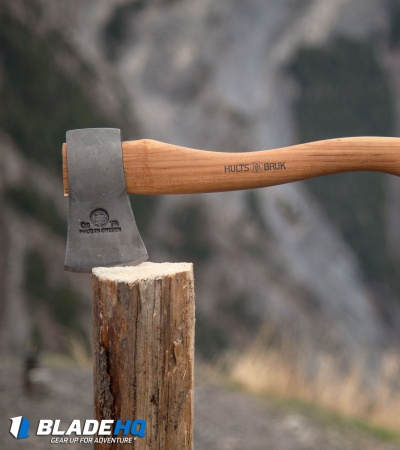 "Hults Bruk 16"" Almike Hatchet Swedish Axe"