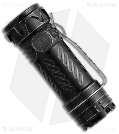 JETBeam Jet-II Pro Flashlight Black Ti Cree XP-L HI LED (510 Lumens)
