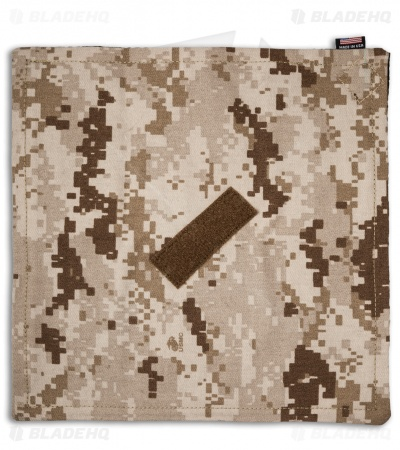"The Original Knife Burrito 9.75"" x 9.75"" (MARPAT Desert Camo)"