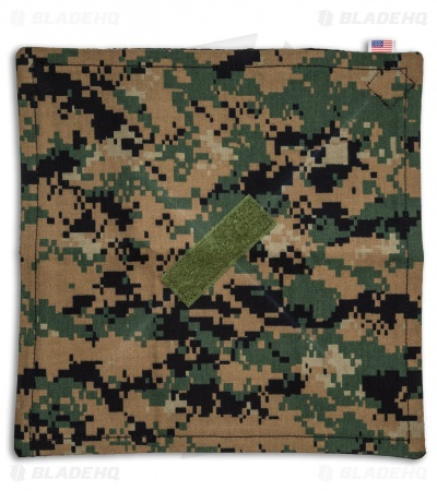 "The Original Knife Burrito 9.75"" x 9.75 (MARPAT Woodland Camo)"