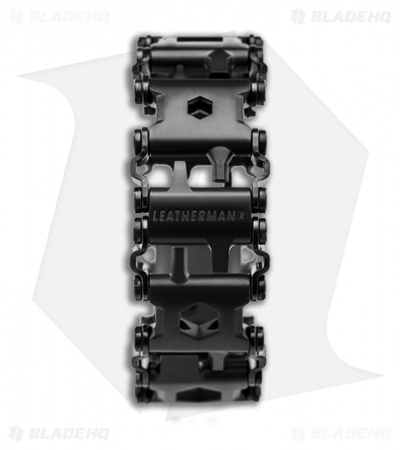 Leatherman Tread Stainless Steel Multi-Tool Black (29-in-1) 831999