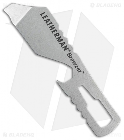 Leatherman Brewzer Keychain  Everyday Pocket Tool (2-in-1)