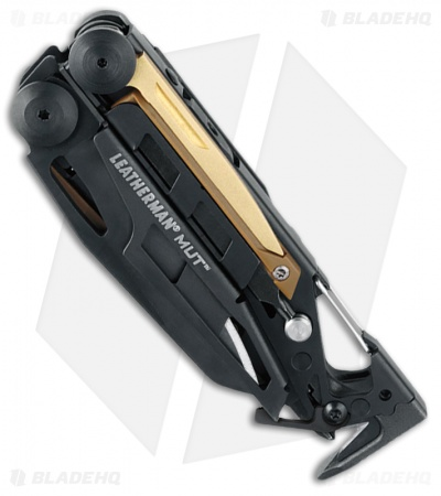 Leatherman MUT Utility Multi Tool w/ Black Handle (18-in-1) 850112