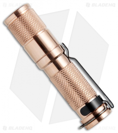 Maratac Extreme Copper AA LED Flashlight REV 5 (205 Lumens)