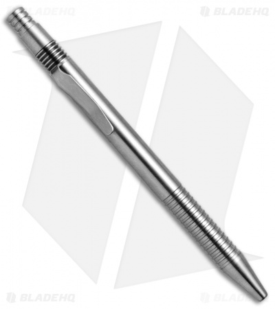 Matthew Martin Tactical 375 Series Titanium Click Pen