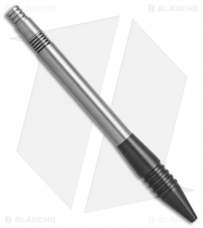 Matthew Martin Tactical 400 Series Click Pen (Zirconium/Titanium)
