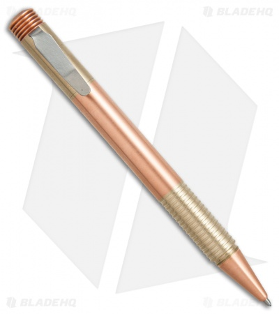 Matthew Martin Tactical 500 Series Brass/Copper Pen 500BCuCu