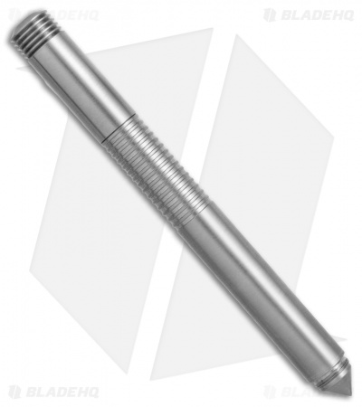 Matthew Martin Tactical 500 Series Screw Cap Pen (Satin Titanium)