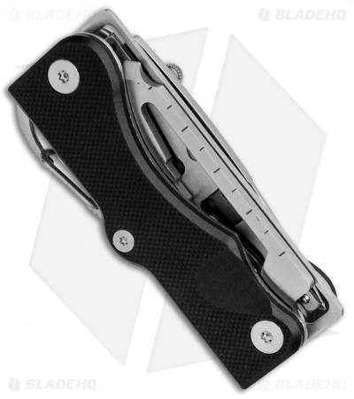 Maserin Citizen Knife & Multi Tool Black G-10 (6-in-1) #564