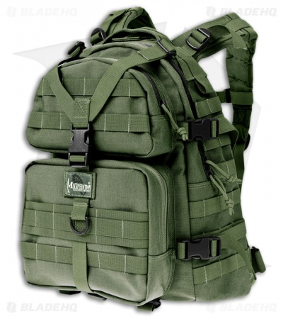 Maxpedition Green Condor II 2-Day Assault Backpack Hydration 0512G