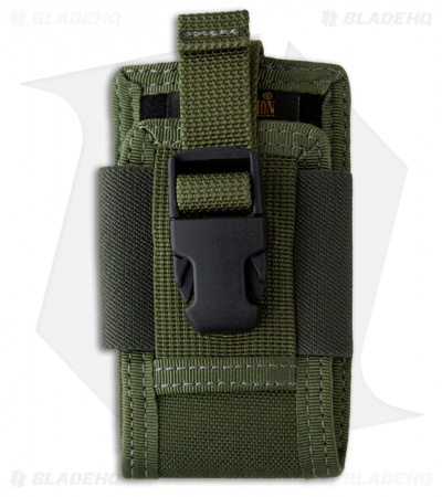 "Maxpedition 4"" Clip-On Phone Holster OD Green Pouch 0108G"