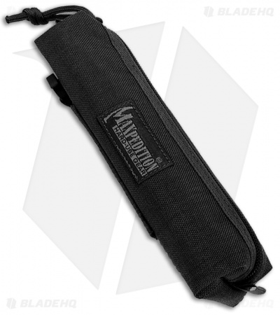 Maxpedition Cocoon Pouch Black Utility Case w/ Zipper 3301B