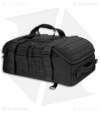 Maxpedition Fliegerduffel Black Adventure Duffel Bag 0613B