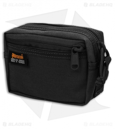 Maxpedition Four-By-Six Modular Accessory Pouch Black 0214B