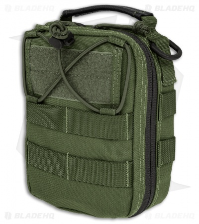Maxpedition FR-1 OD Green Utility Pouch First Aid Bag 0226G