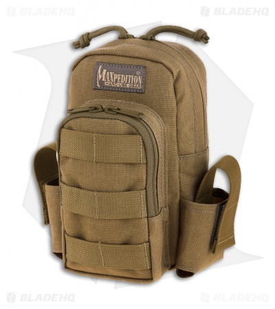Maxpedition Tactical Handheld Computer Case Khaki Bag Pouch 1601K
