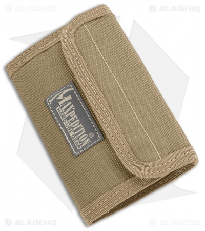 Maxpedition Spartan Khaki Wallet 0229K