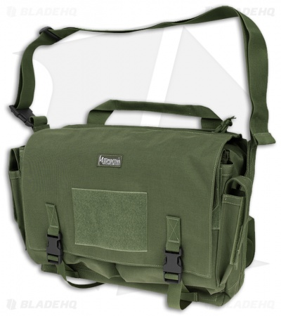 Maxpedition Larkspur OD Green Small Messenger Bag Covert Carry Courier 9832G