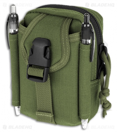Maxpedition M-2 Waistpack OD Green Modular Utility Bag 0308G