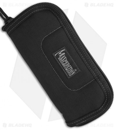 "Maxpedition R-7 Razorshell Black Protective Knife Sheath Storage Pouch 7"" 1453B"