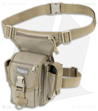 Maxpedition Thermite Versipack Khaki Waist / Shoulder Utility Bag 0401K