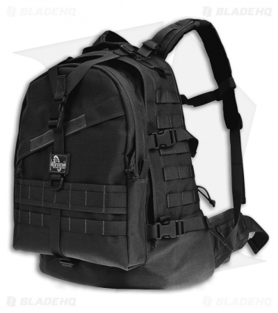 Maxpedition Vulture II Black 3-Day Backpack Assault Pack Bag 0514B