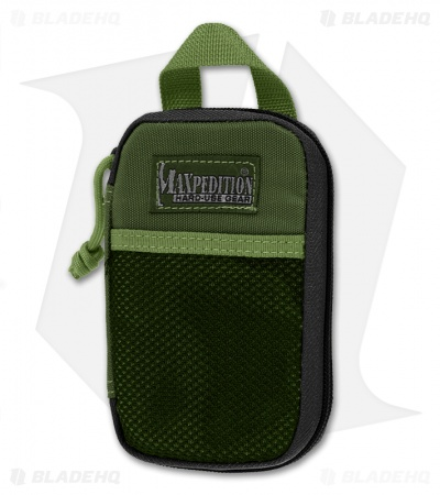 Maxpedition Micro Pocket Organizer OD Green 0262G