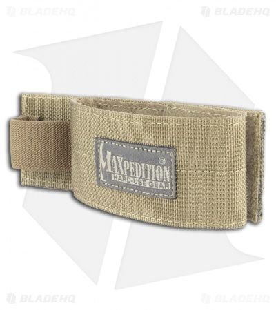 Maxpedition Sneak Universal Holster Insert w/ Mag Retention Khaki 3535K